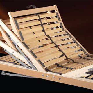 Elise 1000 Bed Frame at BedframesDirect.