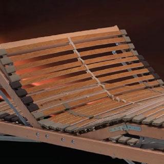 Powerflex 4000 Bed Frame at BedframesDirect.