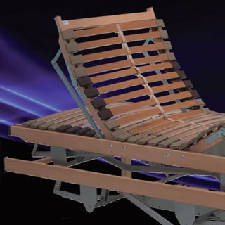 Promatic 3000 Bed Frame at BedframesDirect.