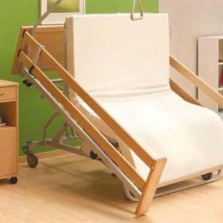 Pro Flex 5000 Bed at BedframesDirect.